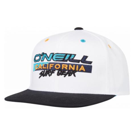 O'Neill BB STAMPED CAP biela 0 - Chlapčenská šiltovka
