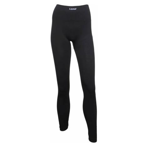 Pant long WOMEN 1.0 dámské funkční kalhoty barva: černá;velikost oblečení: S Lenz