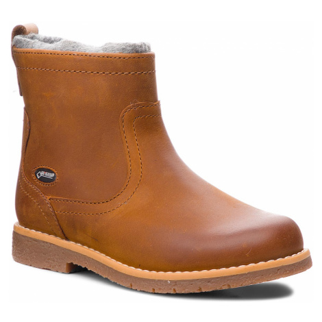 Outdoorová obuv CLARKS - Comet Frost Gtx GORE-TEX 261386347 Tan Leather