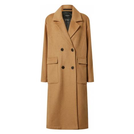 SELECTED FEMME Prechodný kabát  farba ťavej srsti