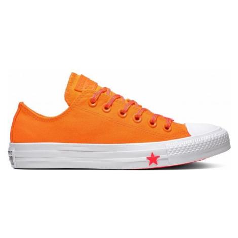 Converse CHUCK TAYLOR ALL STAR oranžová - Dámske členkové tenisky