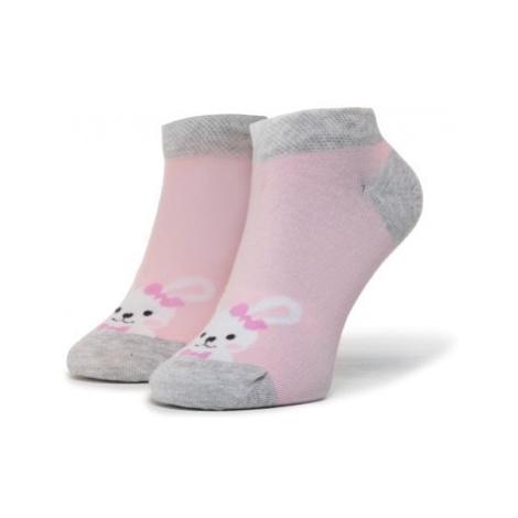 Ponožky Nelli Blu D6Y200 r. 25/28 Polipropylen,Elastan,polyamid,bavlna