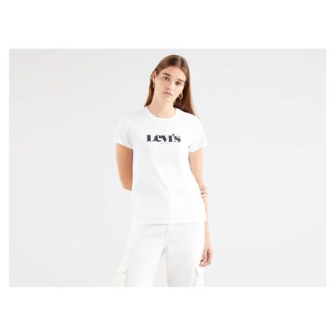 Tričko Levi's® The Perfect Tee New Logo dámske biele Levi´s