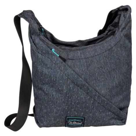 Willard CLARY tmavo šedá - Dámska taška cez rameno