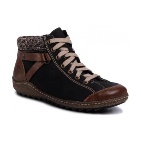 Šnurovacia obuv Rieker L7527-22