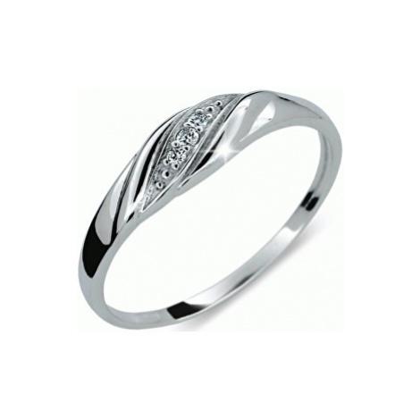 Danfil Jemný diamantový prsteň DF2084b