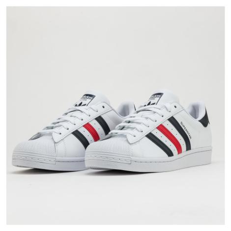 adidas Originals Superstar ftwwht / scarlet / ftwwht
