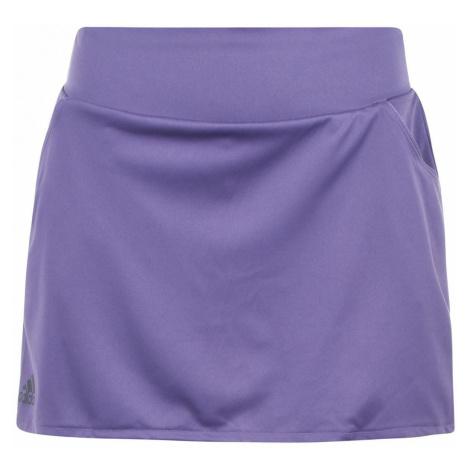 Adidas Club Skirt Ladies Purple/Grey