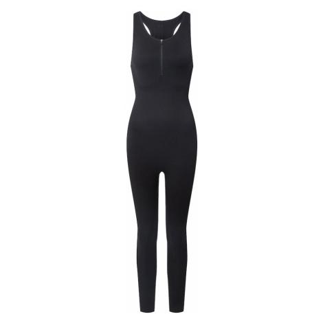 NU-IN Športový úbor 'Bodysuit'  čierna