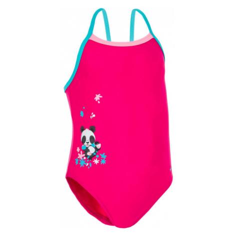 NABAIJI Detské Plavky Ružové