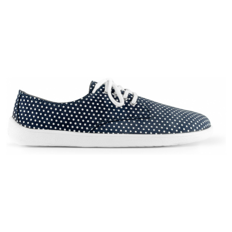 Barefoot Be Lenka City - Dark Blue with Dots 46