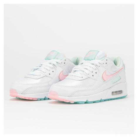 Nike W Air Max 90 white / arctic punch