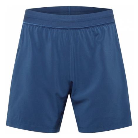 NIKE Športové nohavice 'Flex Active'  námornícka modrá