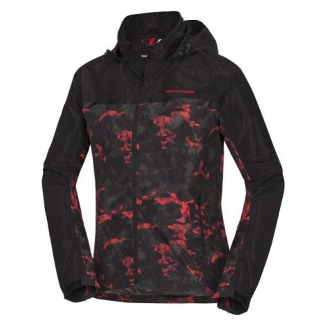 Northfinder HUJBERT čierna - Pánska bunda