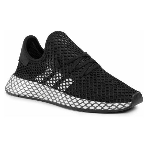 Topánky adidas - Deerupt Runner J CG6840 Cblack/Ftwwht/Grefiv