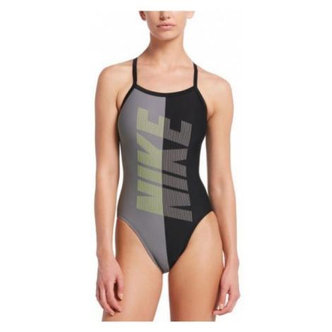 Nike RIFT šedá - Dámske plavky