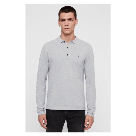 AllSaints - Tričko s dlhým rukávom Reform Polo
