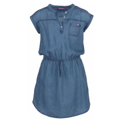 Lewro QUIANA modrá - Dievčenské šaty