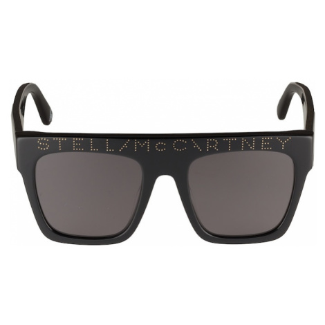 Stella McCartney Slnečné okuliare 'SK0048S'  sivá / čierna