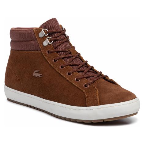 Sneakersy LACOSTE - Straight Setinsualac 3191 Cma 7-38CMA00112C3  Brw/Off Wht