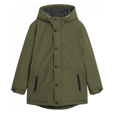 MANGO KIDS Kabát  zelená