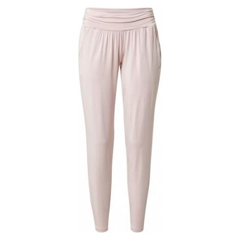 CURARE Yogawear Športové nohavice  ružová