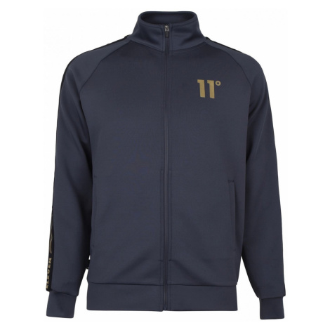 11 Degrees Taped Poly Tracksuit Top