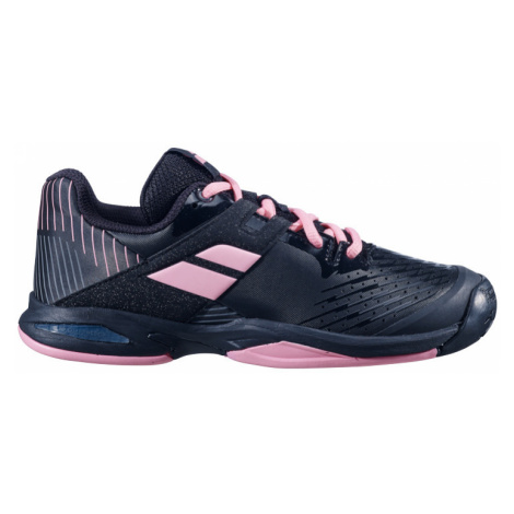 Juniorská tenisová obuv Babolat Propulse All Court JR Black/Pink