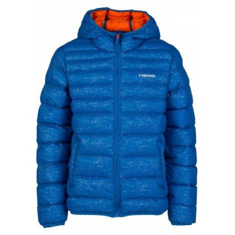 Head ARUN modrá - Detská zimná bunda