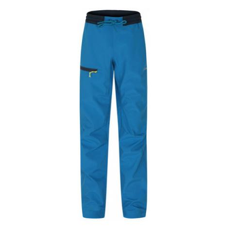 Detské softshellové nohavice Husky Zane Kids modrá