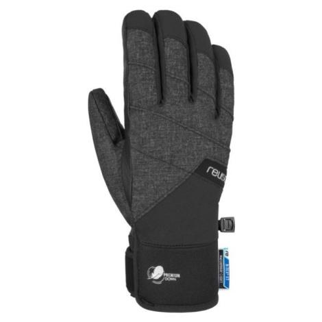 Reusch FEBE R-TEX XT čierna - Lyžiarske rukavice