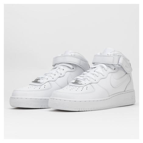 Nike Air Force 1 Mid 07 white / white