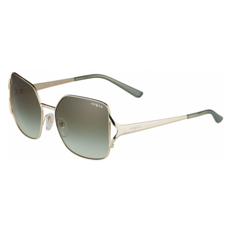 VOGUE Eyewear Slnečné okuliare '0VO4189S'  zlatá / sivá