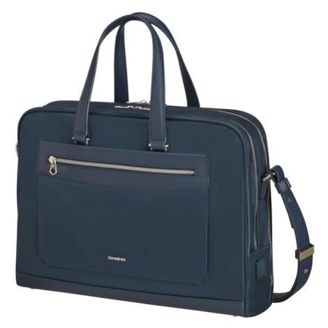 """Samsonite Dámska taška na notebook Zalia 2.0 2 COMP 15.6"""" - modrá"""