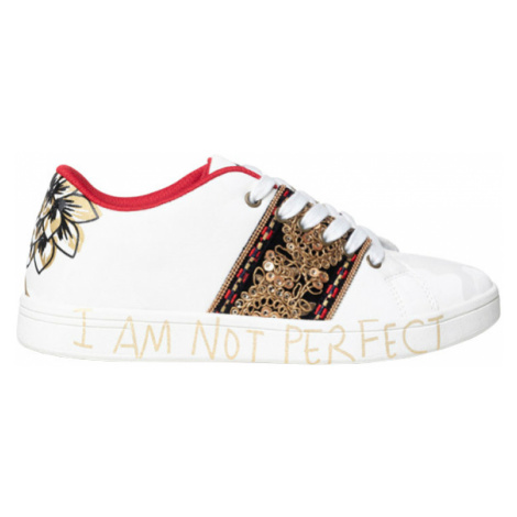 Desigual Dámske tenisky Shoes Cosmic India 20WSKP03