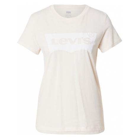 LEVI'S Tričko  pastelovo ružová / biela Levi´s