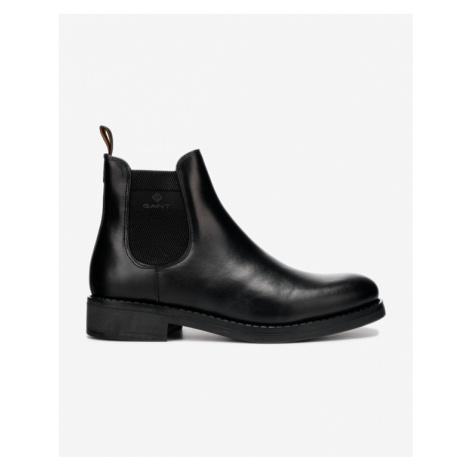 Gant Brookly Členková obuv Čierna