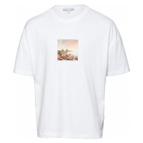 NU-IN Tričko  biela / zmiešané farby