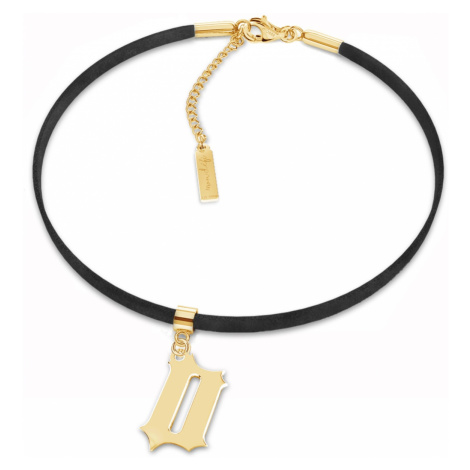 Giorre Woman's Choker 34557 Gold/Black