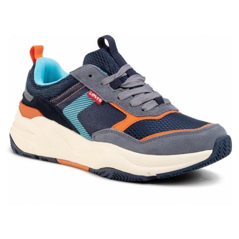 Sneakersy LEVI'S - 38107-0130-17 Navy Blue Levi´s