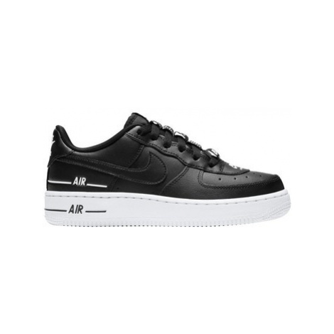 Nike Air Force 1 LV8 3 GS Čierna