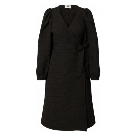 JUST FEMALE Šaty 'Toda'  čierna