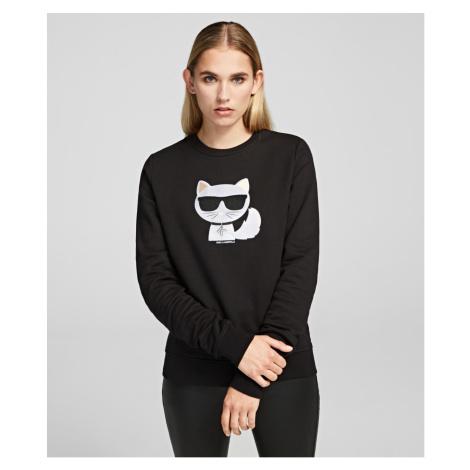 Mikina Karl Lagerfeld Ikonik Choupette Sweatshirt