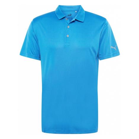 PUMA Funkčné tričko 'Rotation'  modrá