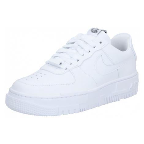 Nike Sportswear Nízke tenisky 'Air Force 1 Pixel'  biela