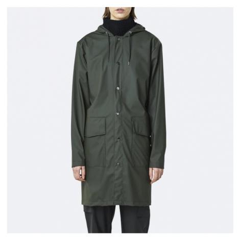 Rains Hooded Coat 1831 GREEN
