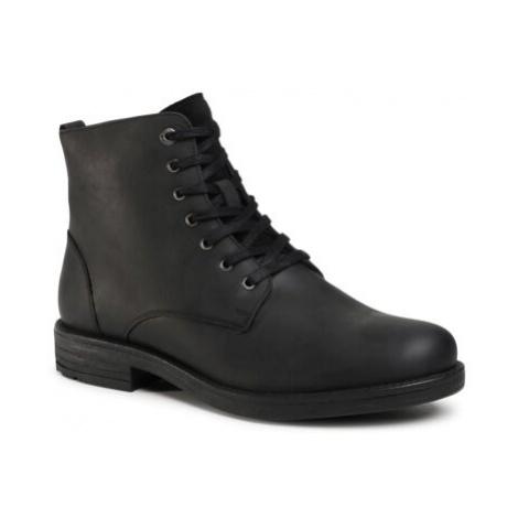 Šnurovacia obuv Sergio Bardi MI07-C608-586-06EO Prírodná koža(useň) - Nubuk