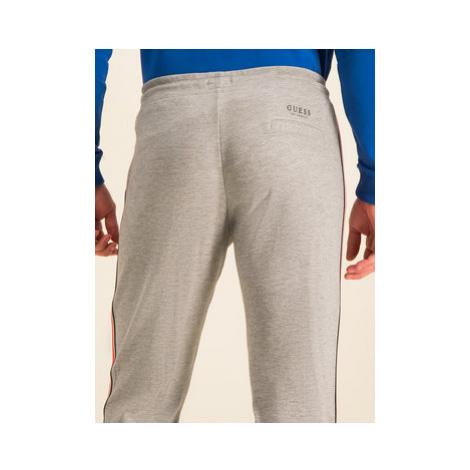 Guess Teplákové nohavice M01B43 K9EK0 Sivá Regular Fit