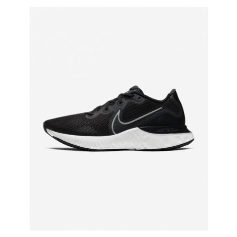Nike Renew Run Tenisky Čierna