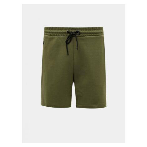 Dark Green Shorts Jack & Jones Clean